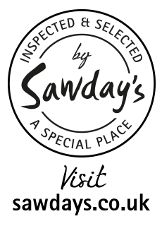 Inspected and Selected by Sawday's - a Special Place
